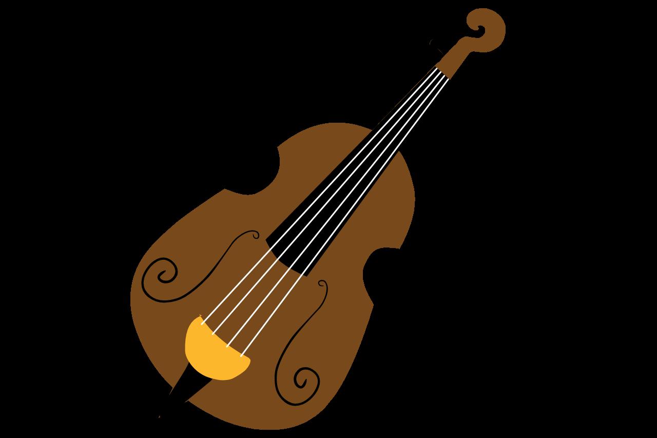 double bass oblique